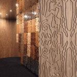 Украшаем стены при помощи деревянных панелей
